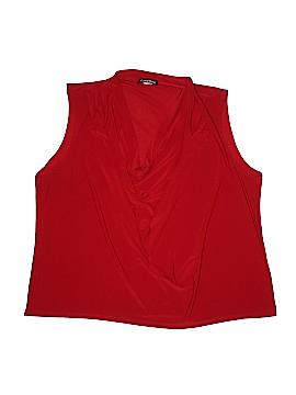 Carol Rose Sleeveless Top Size 3X (Plus)