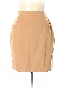 VERTIGO Wool Skirt Size 10