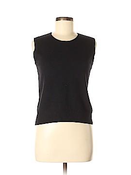 Caslon Silk Pullover Sweater Size M (Petite)
