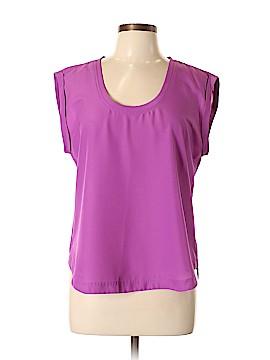 J. Crew Factory Store Short Sleeve Blouse Size 12 (Petite)