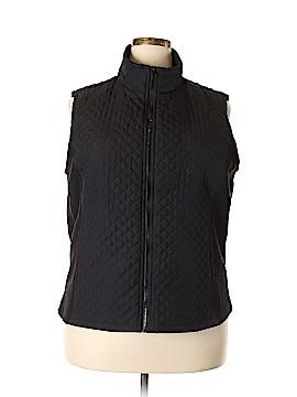 IZOD Vest Size 1X (Plus)