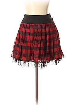 Royal Bones by Daang Casual Skirt Size S