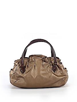 DANIER Leather Satchel One Size
