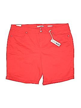 Code Bleu Denim Shorts Size 22w (Plus)