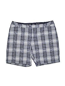 SONOMA life + style Khaki Shorts Size 20w (Plus)