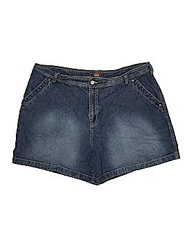 Route 66 Denim Shorts Size 24w (Plus)