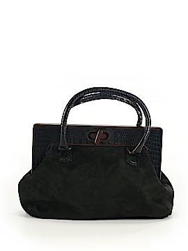 Tufi Duek Leather Satchel One Size
