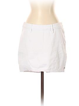 One Teaspoon Denim Skirt 26 Waist