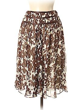 Tommy Hilfiger Silk Skirt Size 8
