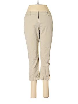 7th Avenue Design Studio New York & Company Khakis Size 6