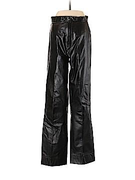 AvantGarde Leather Pants Size 9 - 10