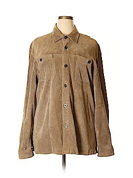 Claiborne Leather Jacket Size XL