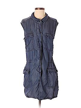 Buffalo by David Bitton Sleeveless Button-Down Shirt Size S
