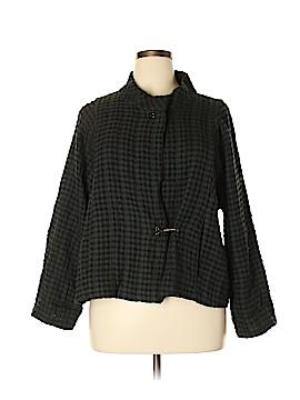 Babette Wool Blazer Size L