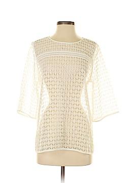 Ann Taylor LOFT 3/4 Sleeve Blouse Size M