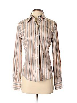 Faconnable Long Sleeve Button-Down Shirt Size 38 (EU)