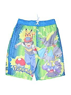 Pokemon Board Shorts Size 10 - 12