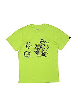 Quiksilver Short Sleeve T-Shirt Size 7