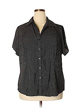 East 5th Short Sleeve Button-Down Shirt Size 2X (Plus)