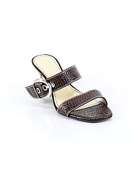 AK Anne Klein Mule/Clog Size 6 1/2