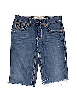 Big Star Denim Shorts 32 Waist