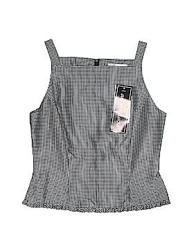 Sheri Martin New York Woman Sleeveless Blouse Size 10