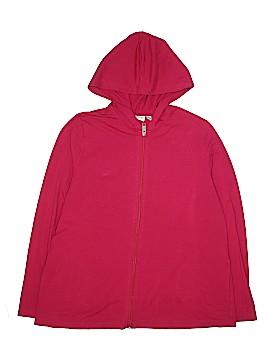 D&Co. Zip Up Hoodie Size L