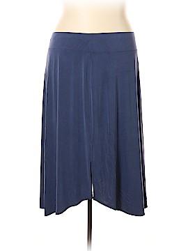Nic + Zoe Casual Skirt Size 2X (Plus)
