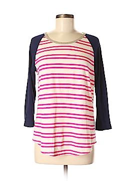 Hi-Line 3/4 Sleeve T-Shirt Size M