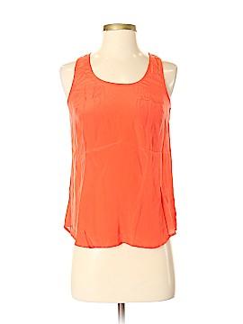 Fei Short Sleeve Silk Top Size 2