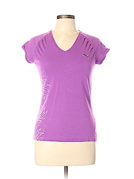 Puma Short Sleeve T-Shirt Size L