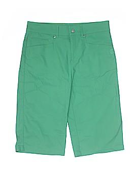 Bogner Khaki Shorts Size 34 (EU)