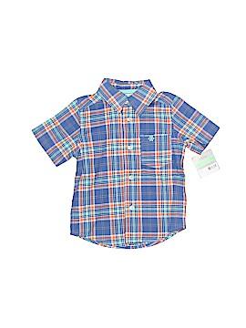 Carter's Short Sleeve Button-Down Shirt Size 18 mo