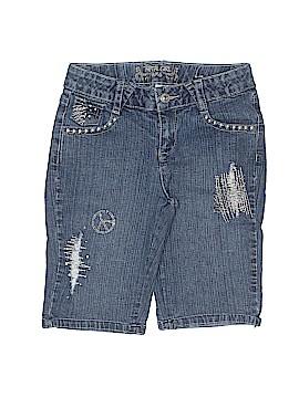 Total Girl Denim Shorts Size 10
