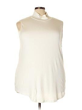 Croft & Barrow Sleeveless Top Size 3X (Plus)