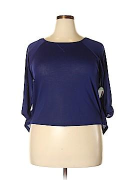 Bongo 3/4 Sleeve Top Size XL