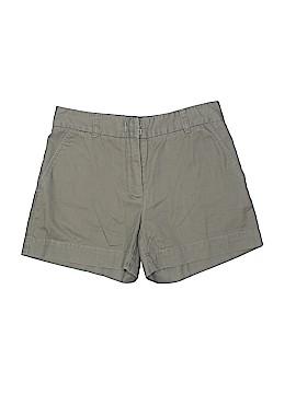 Garnet Hill Khaki Shorts Size 2