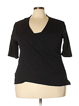 Motherwear Short Sleeve Top Size 3X (Maternity)