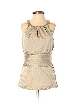 Ann Taylor Sleeveless Silk Top Size 4
