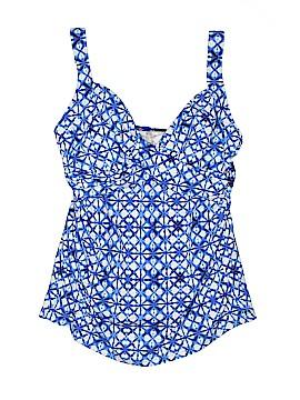 Lands' End Swimsuit Top Size 2