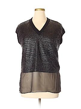 Elie Tahari Pullover Sweater Size L
