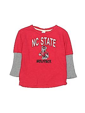 Kids Long Sleeve T-Shirt Size 4T