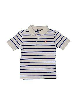 Nautica Short Sleeve Polo Size 7