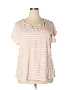Cacique Short Sleeve Top Size 18 - 20 (Plus)