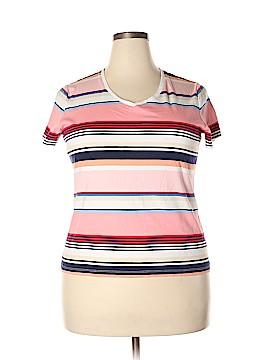 Croft & Barrow Short Sleeve T-Shirt Size XXL