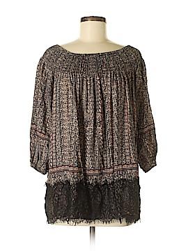 Vanessa Virginia 3/4 Sleeve Blouse Size M