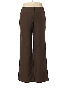 Kenneth Cole REACTION Linen Pants Size 14