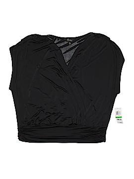 Thalia Sodi Short Sleeve Top Size L
