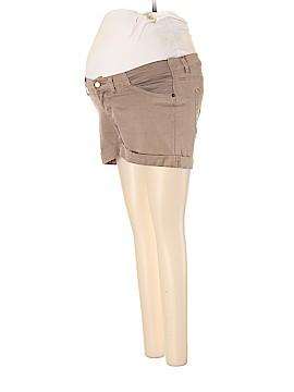 A Pea in the Pod Denim Shorts Size S (Maternity)