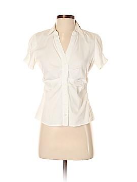 Tahari Short Sleeve Blouse Size P